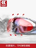 防飛濺男女透明防霧防塵防風沙護目鏡騎行防沖擊眼睛平光防風眼鏡