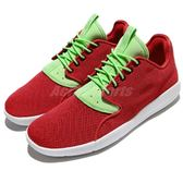 【四折特賣】Nike 休閒鞋 Jordan Eclipse 紅 綠 白底 HARE 喬丹 運動鞋 低筒 男鞋【PUMP306】 724010-607