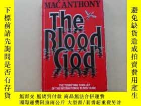 二手書博民逛書店The罕見Blood God By Joseph MacAnthony.Y2931 Joseph MacAnt