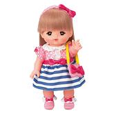 小美樂娃娃 配件 藍紋小洋裝