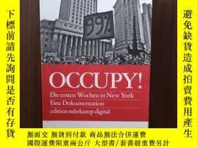 二手書博民逛書店Occupy!:罕見Die ersten Wochen in New York. Eine Dokumentati