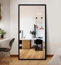 春節特價 簡約家用穿衣鏡子全身鏡落地鏡服裝店試衣鏡子糖果色宿舍鏡