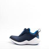 ADIDAS  FortaRun 兒童慢跑鞋-藍/白 AH2628