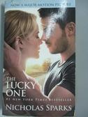 【書寶二手書T5/原文小說_ABI】The Lucky One_Sparks, Nicholas
