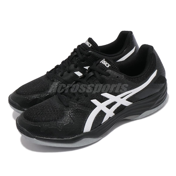 Asics 排球鞋 Gel-Tactic 黑 白 亞瑟士 運動鞋 男鞋 亞瑟膠避震【ACS】 1071A031003