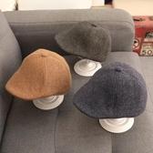 寶寶帽子秋冬季3兒童貝雷帽男童4春秋女童韓版小孩潮1-5歲2可調節