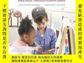 二手書博民逛書店Creative罕見Thinking And Arts-based LearningY364682 Joan