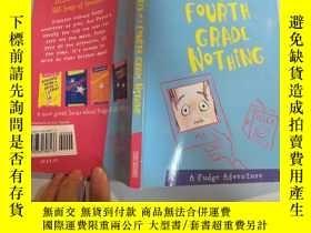 二手書博民逛書店tales罕見of a fourth grade noyhing 四年級諾伊行的故事Y200392