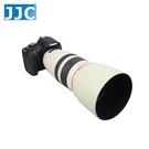 又敗家@JJC白色Canon遮光罩ET-83C遮光罩ET83C可反裝反扣相容Canon原廠ET-83C太陽適EF 100-400mm f4.5-5.6L IS USM