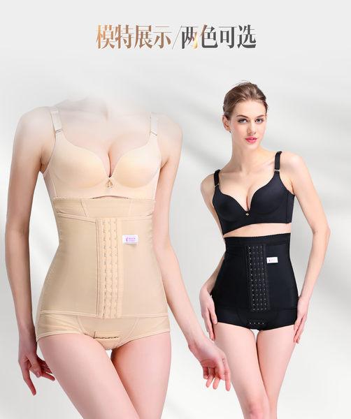 束腰高腰提臀雙層收腹褲薄款修復束腰內褲女夏季  - janm007