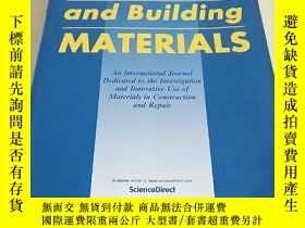二手書博民逛書店【外文雜誌】CONSTRUCTION罕見AND BUILDING MATERIALS 2014 1 .VOL.50