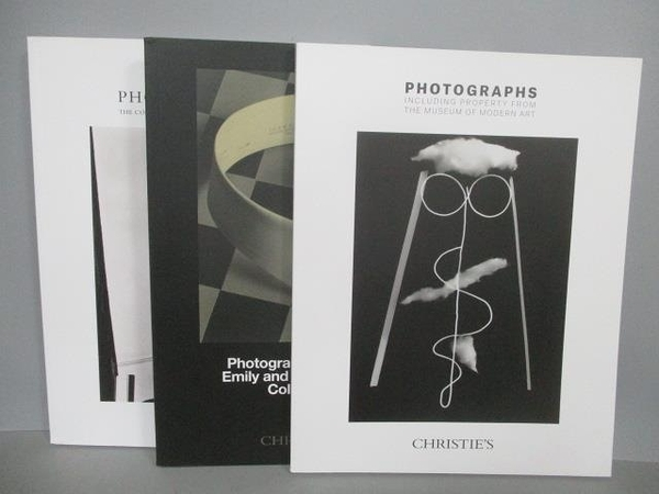 【書寶二手書T9/收藏_FOV】Christie s_Photographs Including Property…等_