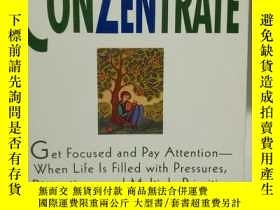 二手書博民逛書店ConZentrate:Get罕見Focused and Pay
