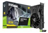 ZOTAC GAMING GeForce GTX 1650 OC【刷卡分期價】
