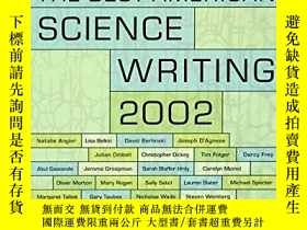 二手書博民逛書店The罕見Best American Science Writing 2002Y256260 Matt Rid
