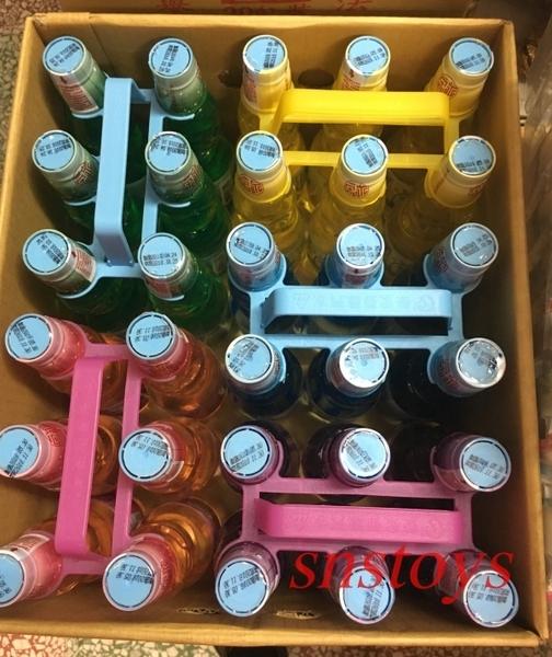 sns 古早味 懷舊零食 榮泉彈珠汽水 彈珠汽水 塑膠瓶裝 30罐/箱(綜合口味)只能貨運寄出