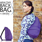 Healthy Back Bag 7103_VI紫羅蘭 TEFLON寶背包-小型斜背包