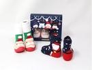 GGOMOOSIN學步鞋-聖誕老公公+嬰兒襪(三尺寸可挑) 590元