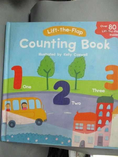 【書寶二手書T4/少年童書_EJH】Counting Book_Flowerpot Press