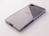 Sony Xperia M5(E5653) 手機套 硬殼 電鍍邊框鏡面後蓋系列