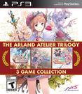 PS3 The Arland Atelier Trilogy 鍊金術士蘿樂娜 三部曲(美版代購)