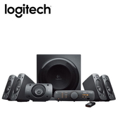 【logitech 羅技】Z906 環繞音效音箱系統 【加碼贈USB風扇】