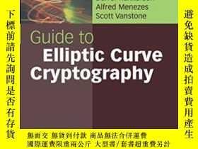 二手書博民逛書店Guide罕見To Elliptic Curve CryptographyY364682 Darrel Han
