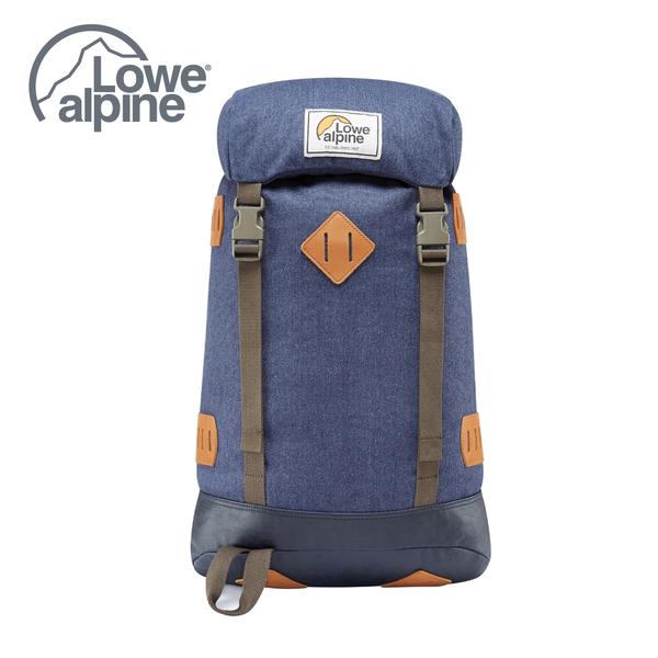 Lowe Alpine 五十週年 經典紀念款 Klettersack 30 多功能電腦都會包 暮藍 #FDP59