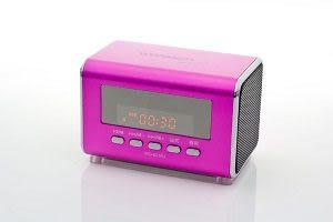 ^聖家^旺德USB/MP3/FM 隨身音響~桃紅色 WD-8216U 【 全館刷卡分期+免運費】