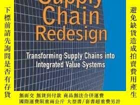 二手書博民逛書店Supply罕見Chain RedesignY255562 Robert B. Handfield Prent