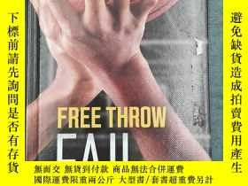 二手書博民逛書店Free罕見Throw Fail (Jake Maddox Jv