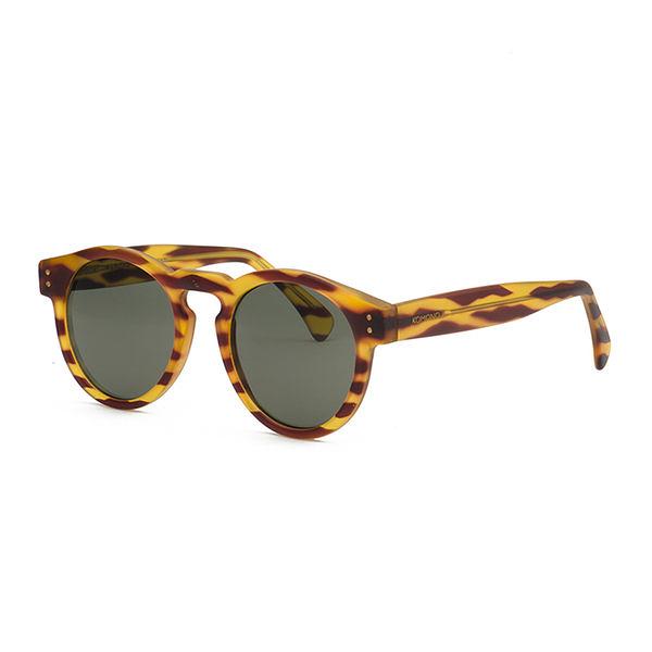 KOMONO 太陽眼鏡 Clement 克萊蒙系列-棕色斑紋