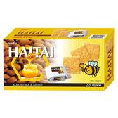 海太杏仁餅-蜂蜜味132G【愛買】