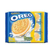 OREO奧利奧金奇餅乾隨手包(29.4g*9包)/2組【合迷雅好物超級商城】