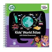 ☆愛兒麗☆LeapFrog 跳跳蛙 LeapStart Books:兒童1-世界文化