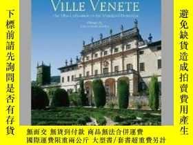 二手書博民逛書店Ville罕見Venete: The Villa Civilsation in the Mainland Domi