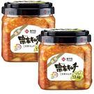 宗家府正統韓國泡菜1.2公斤(黑蓋)*2...