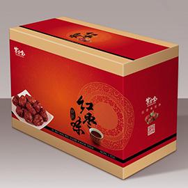 極品紅棗茶10入(盒)