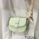 斜背包 網紅洋氣包包2021新款時尚單肩女包簡約質感斜背包百搭ins馬鞍包 榮耀 上新