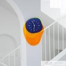 北歐客廳裝飾時鐘臥室創意掛鐘亞克力個性家用壁掛鐘錶 韓慕精品 YTL