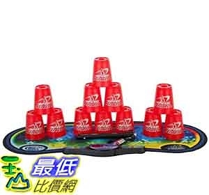 [106美國直購] Speed Stacks Competitor Sport Stacking Set