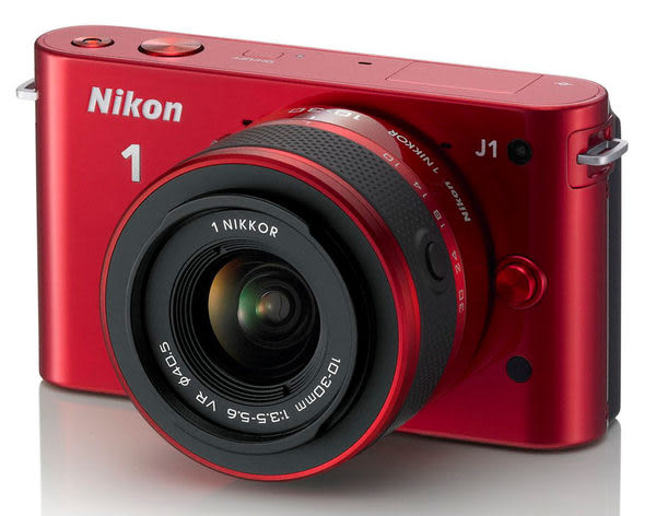 【晶豪泰‧高雄】Nikon J1 + 10-30mm 單鏡組 國祥公司貨 送16G+保護貼 非J3 GF6 J5 m2