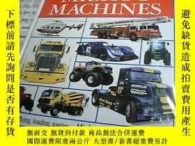 二手書博民逛書店MIGHTY罕見MACHINES 強大的機器Y247341 外文