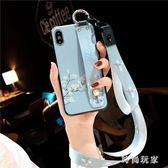iphonex手機殼 個性創意女款韓版潮牌新款全包防摔 ZB846『美好時光』
