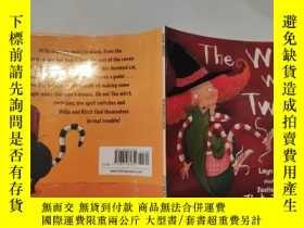 二手書博民逛書店the罕見wwitch with a twitch 抽筋抽搐Y200392