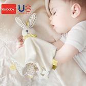 嬰兒安撫巾可入口寶寶安撫玩偶 全館免運