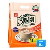 三點一刻經典原味奶茶20G*15*6【愛買】