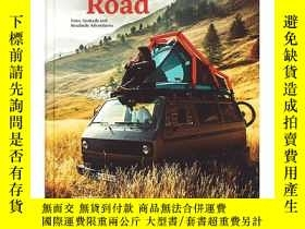 二手書博民逛書店Hit罕見the Road: Vans, Nomads and