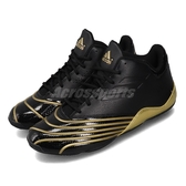 adidas 籃球鞋 Return Of The Mac 黑 金 男鞋 運動鞋 T-Mac 【PUMP306】 EF0680