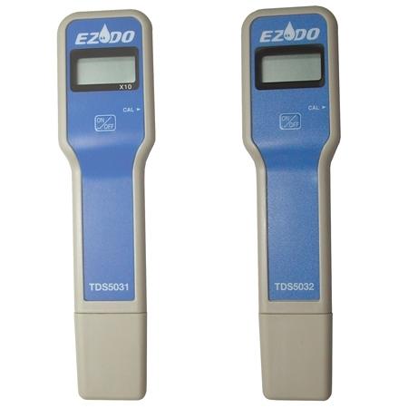 《EZDO》TDS測試筆 經濟型 Pen type TDS Meter